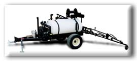 Trailer Sprayer TS-300 PO